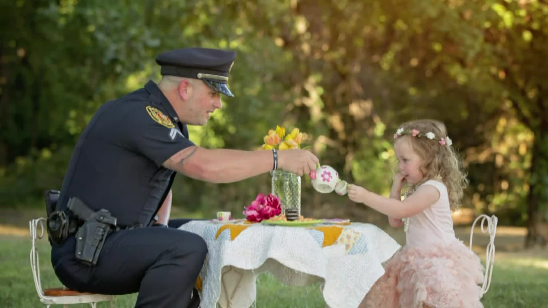 Officer Tea Party_223348