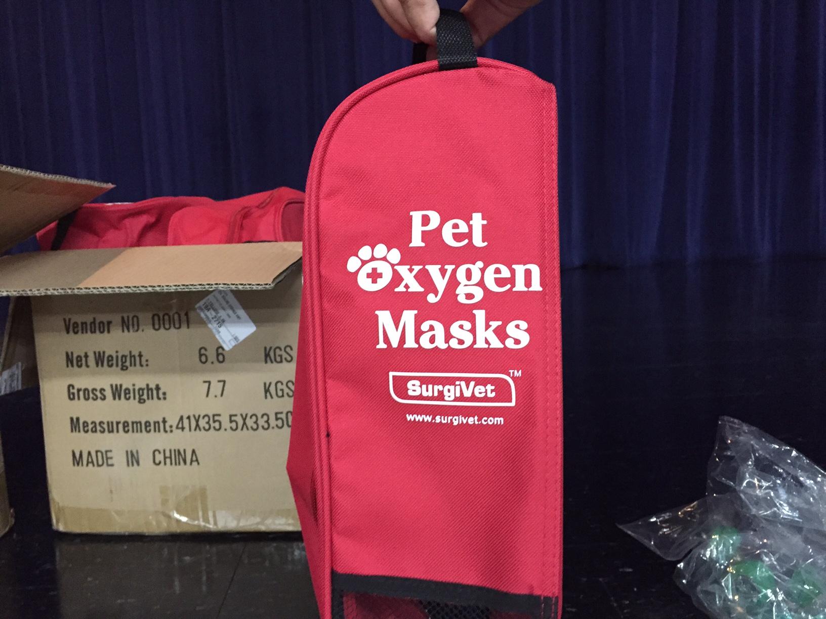 Pet resuscitation kit presentation_227127