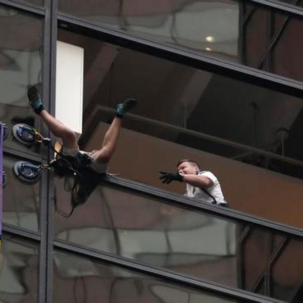 Trump Tower Climber_231177