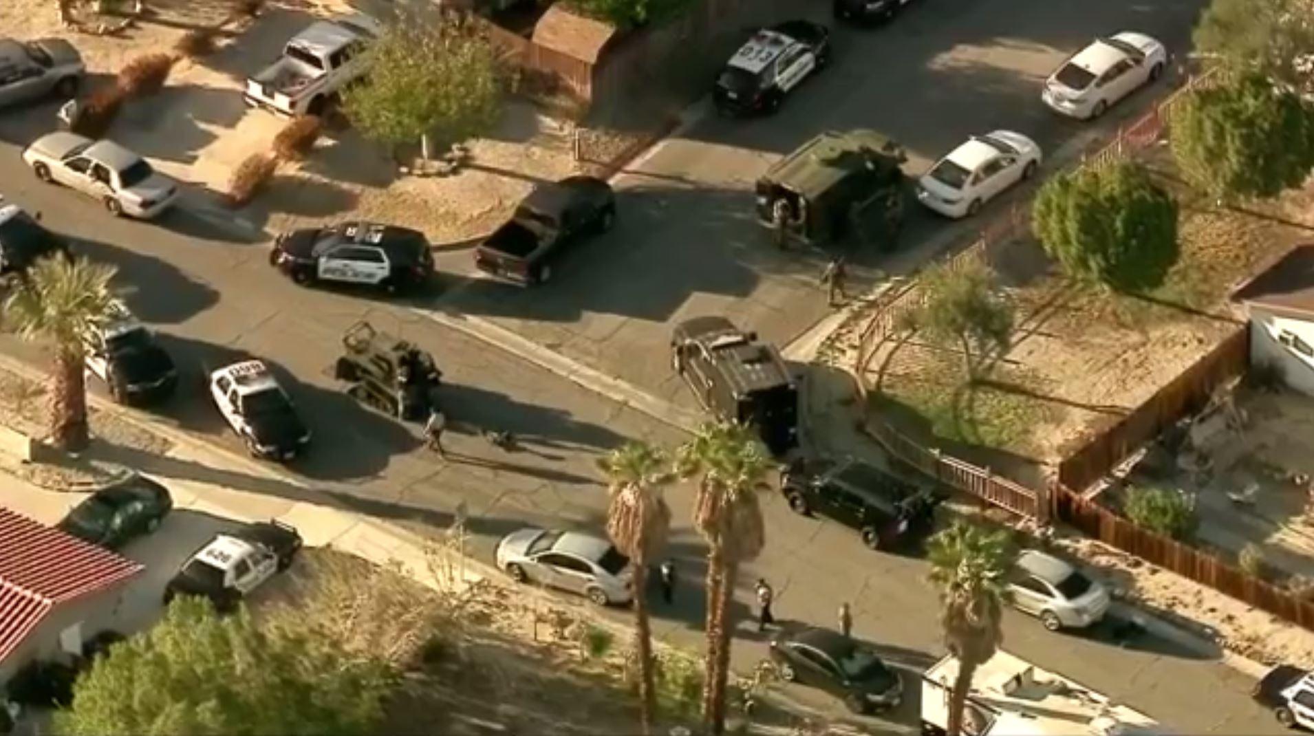 Palm Springs shooting officers_255134