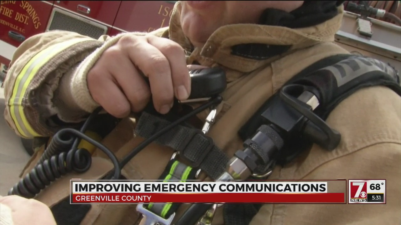 Greenville Co. Council set to vote on new emergency communications system