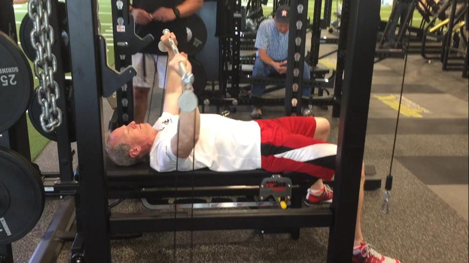 Apex Athletic Performance me doing bench_385775