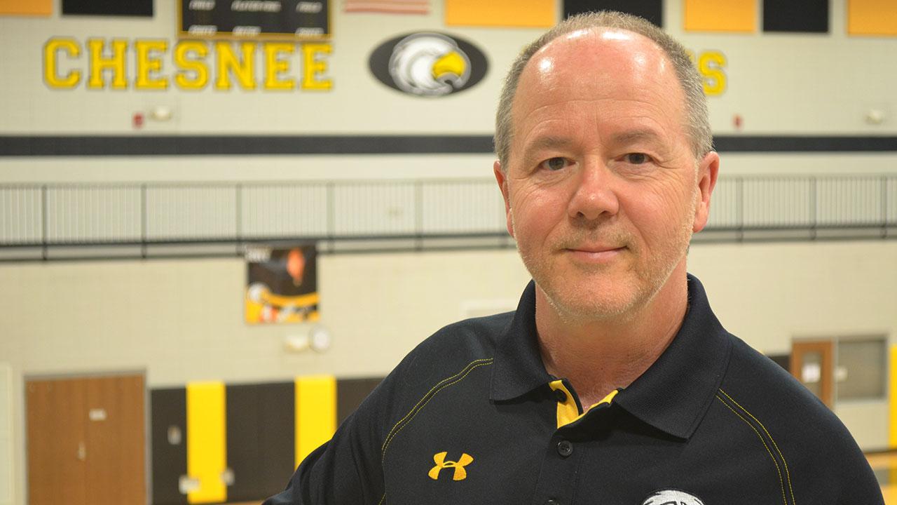 Bill Owens Chesnee High School football coach_375401