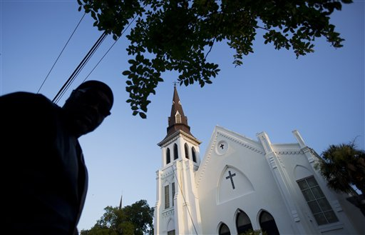Charleston Shooting Attack on Mother Emanuel_402002