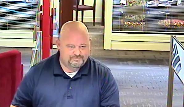 Fmr  mayor calls Simpsonville bank robbery