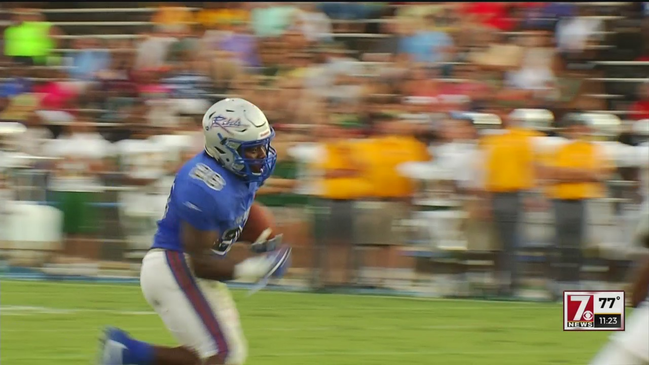 Byrnes Shuts Out Myrtle Beach in Season Opener, 51-0