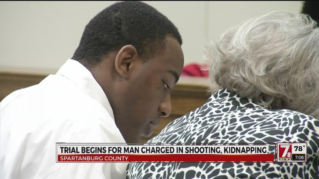 Marcus Todd Murder Trial Gets Underway