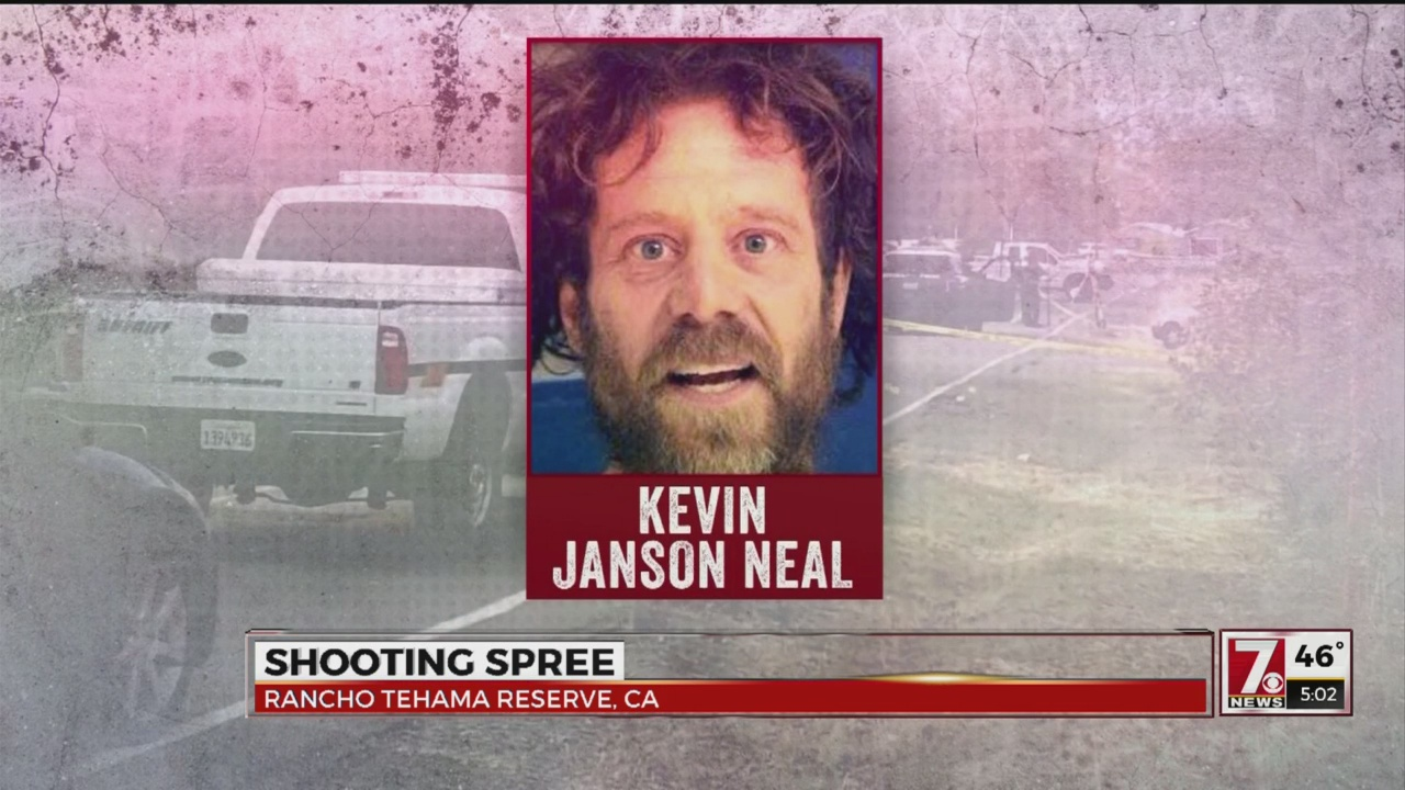 California gunman kills 4