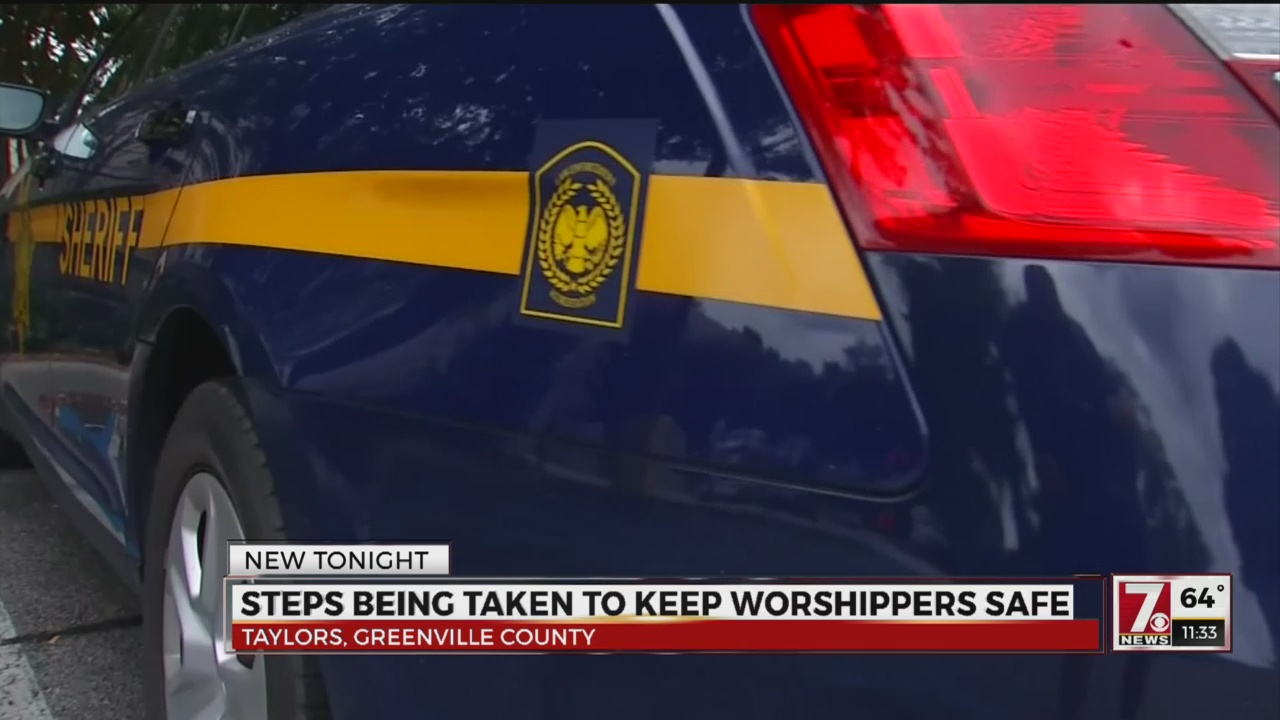 Upstate church pastor focused on security after TX church shooting
