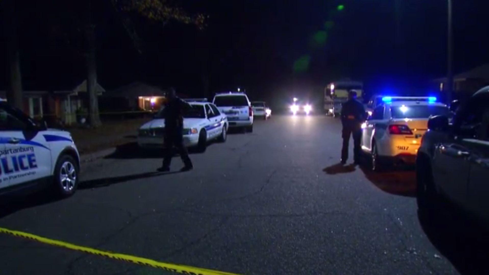 Spartanburg shooting Fisher Avenue_498281