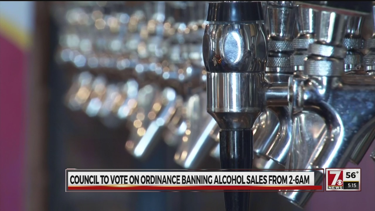 Greenville Co. Council moves forward with banning alcohol sales in bars