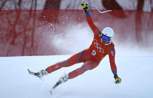 Pyeongchang Olympics Alpine Skiing_542250