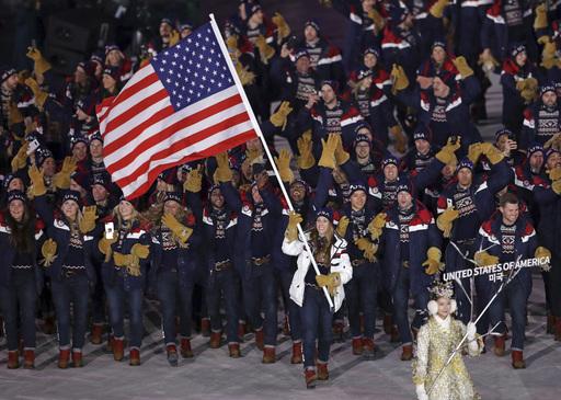 Pyeongchang Olympics Opening Ceremony_542337