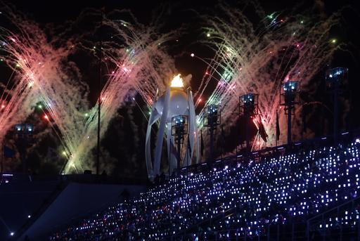 Pyeongchang Olympics Closing Ceremony_554452