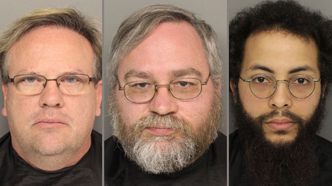 3 arrested in sexual exploitation of minors crackdown