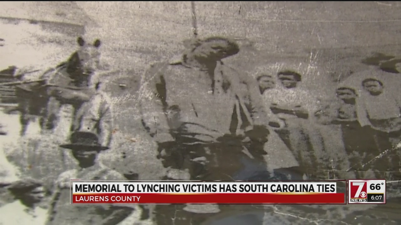 Laurens County Lynchings