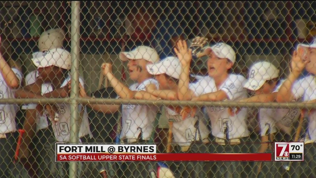 Byrnes, Union County, Palmetto, Landrum Reach Softball State Title Series