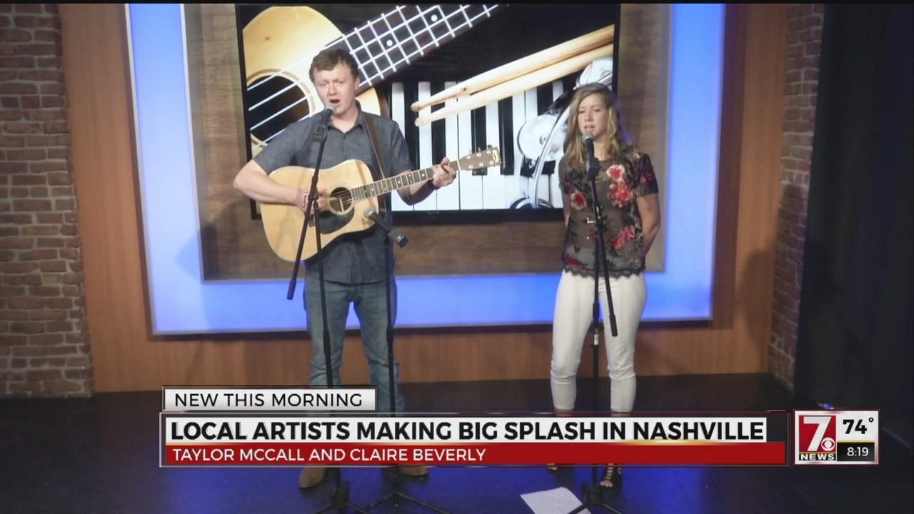 Greenville Musicians Making Splash in Nashville
