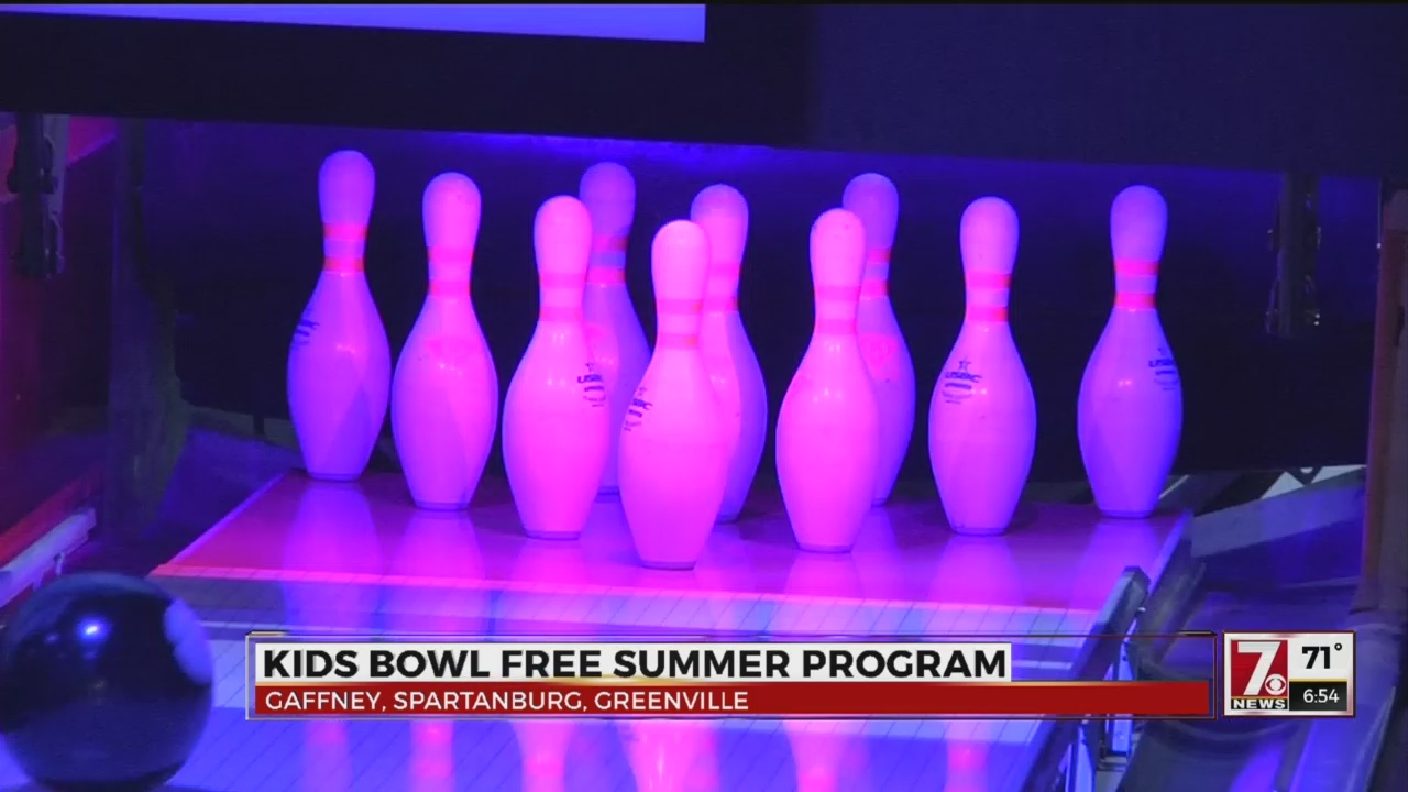 Kids Bowl Free Program Now in Greenville