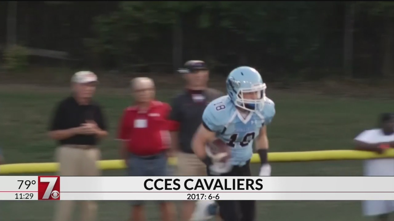 High School Red Zone: CCES Cavaliers
