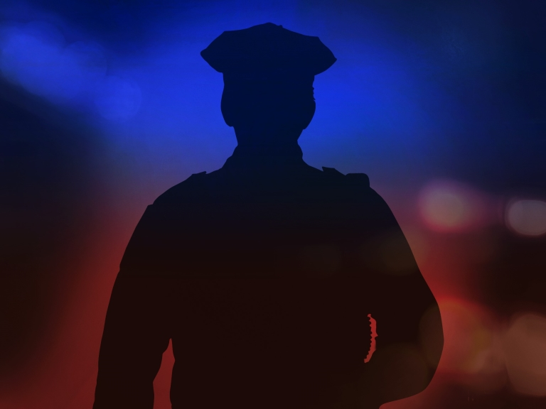 Police Generic Silhouette_115532