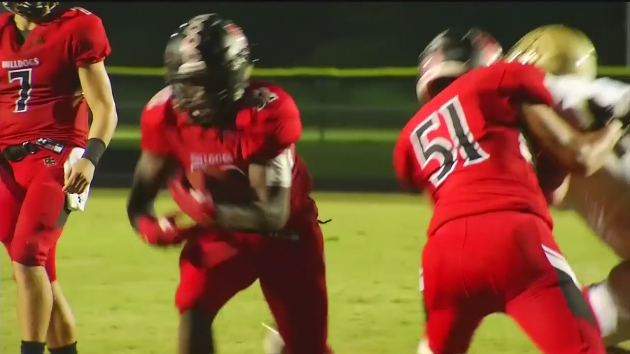 High School Red Zone: Boiling Springs Bulldogs