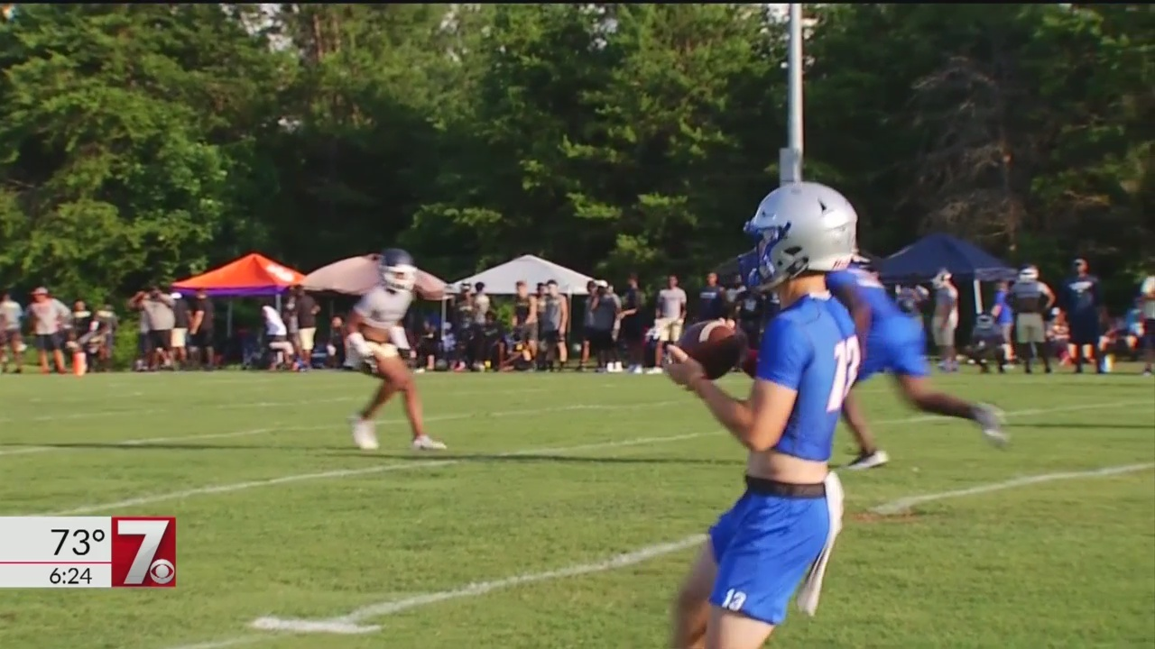 High School Red Zone: Byrnes Rebels
