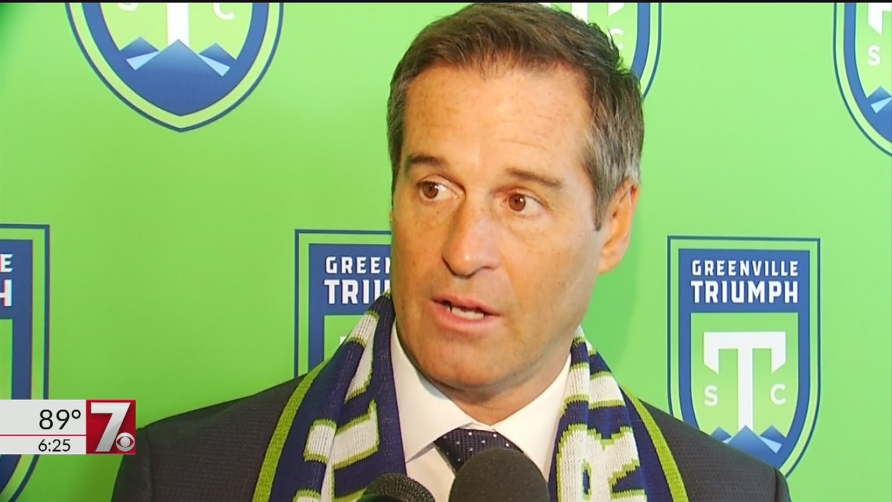 New Greenville Pro Soccer Team Now Has A Head Coach