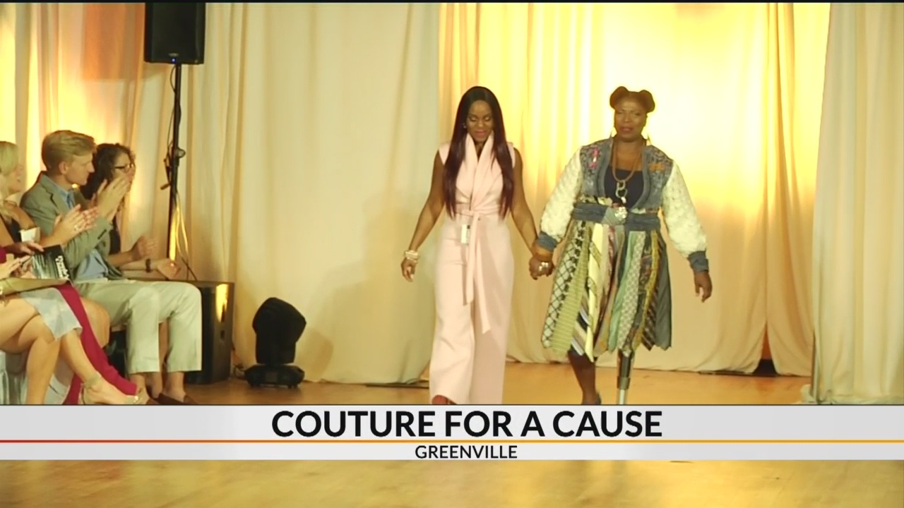 Fashion show pairs designers with local cancer survivors