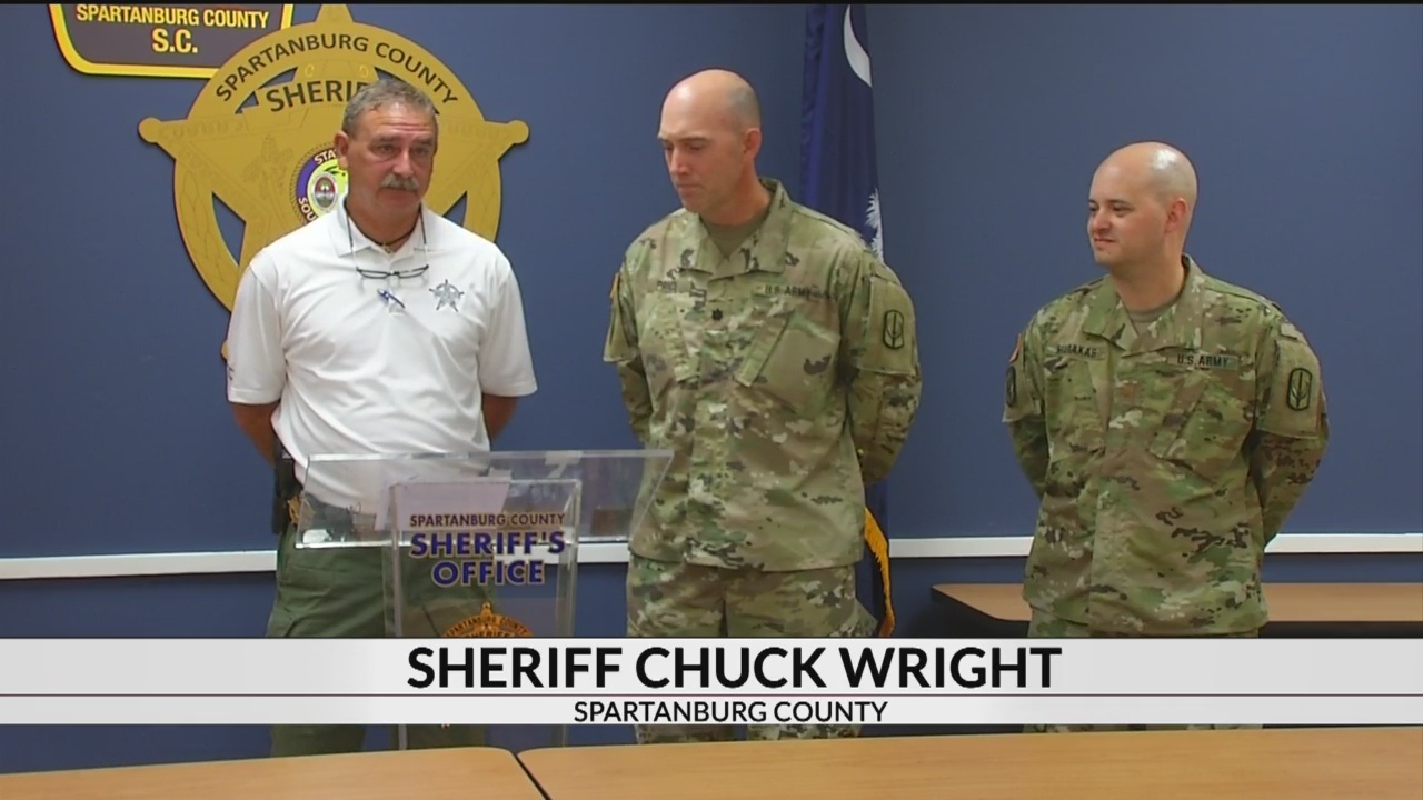 Spartanburg Co. Sheriff's Office collecting donations for Florence victims