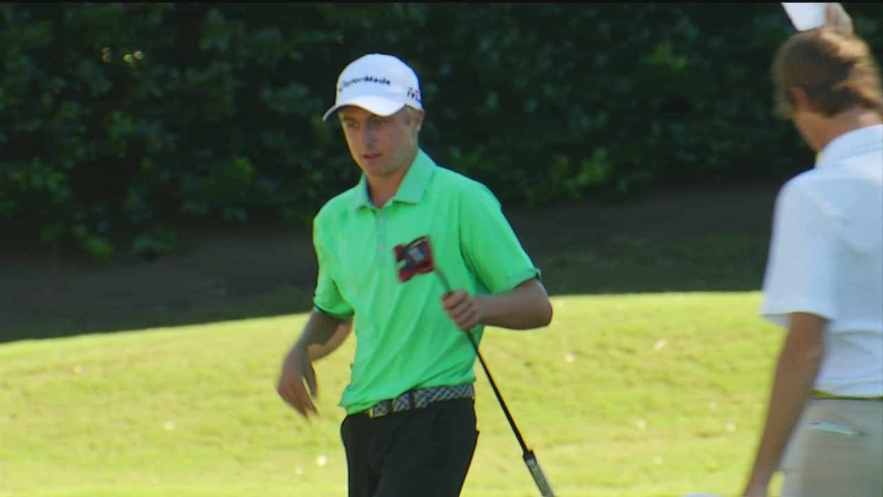 Jonathan Griz Wins Bobby Chapman Junior Invitational