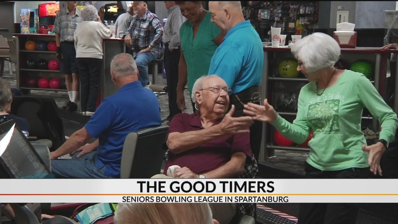 Seniors say bowling league has improved health