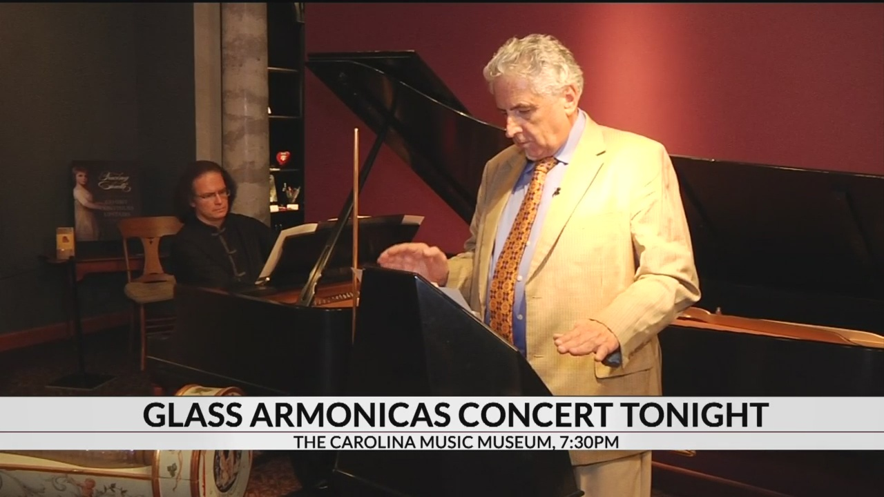 World class musicians bring theramin and glass armonica to Greenville
