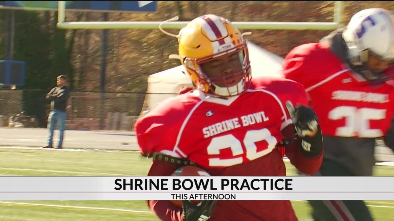 Tuesday Shrine Bowl Update