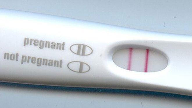Positive Pregnancy Test_298954