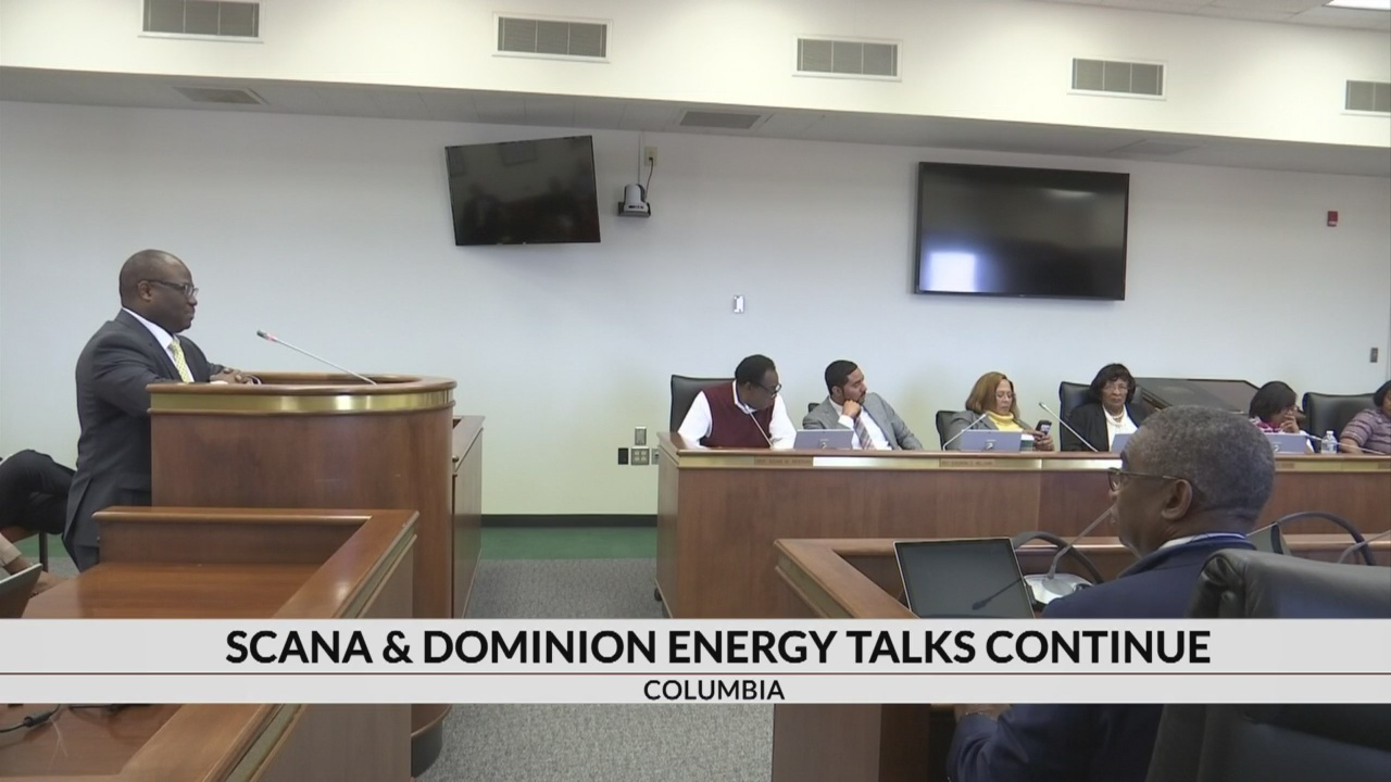 Lawmakers question removal of refund in Dominion Energy merger