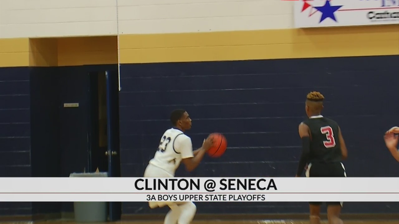 Seneca Boys and Woodmont Girls are Among Those That Win in Upper State Playoff Action Friday Night