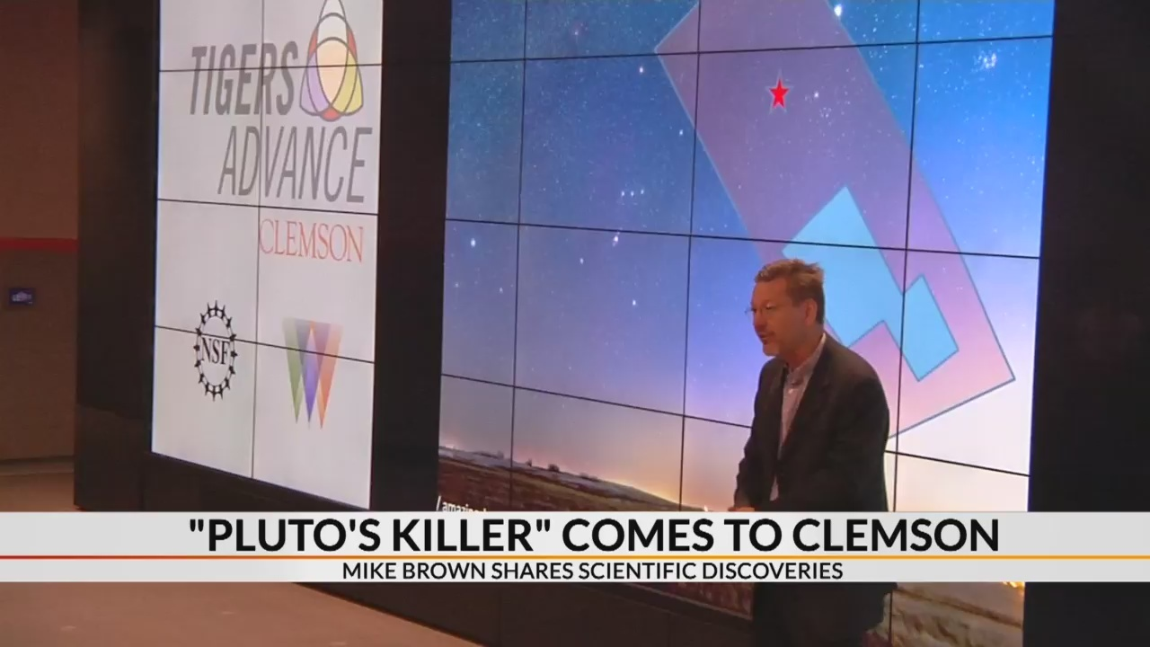 """The Scientist Who Killed Pluto"" shares new scientific findings at Clemson"