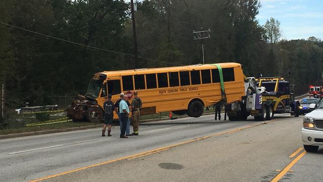 bus crash abbeville co