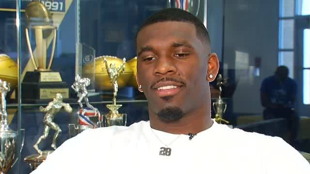 Clemson RB Tavien Feaster Talks Exclusively With 7 Sports About the Transfer Process