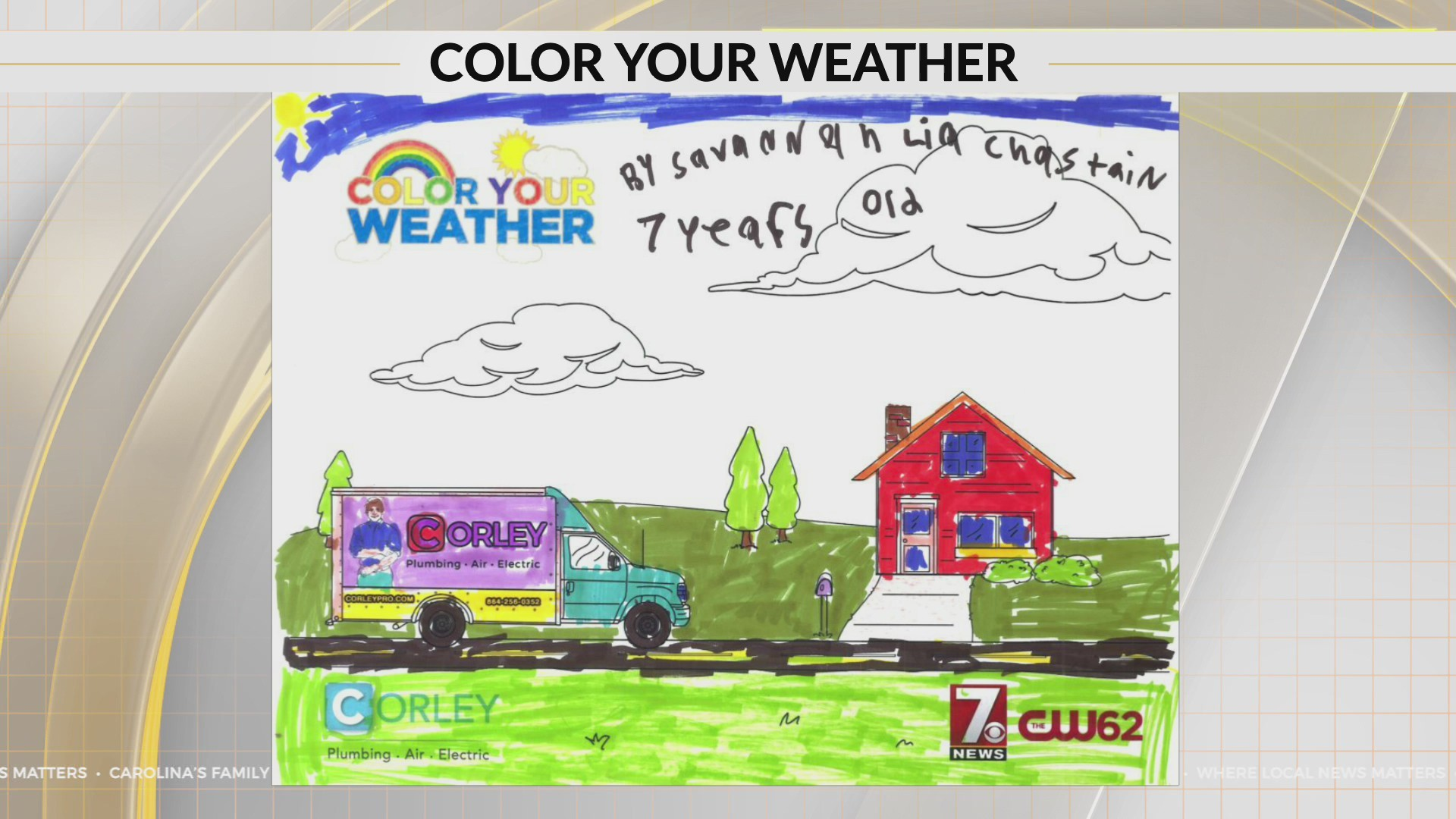Color Your Weather: Savannah