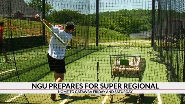 North Greenville Prepares For Super Regional