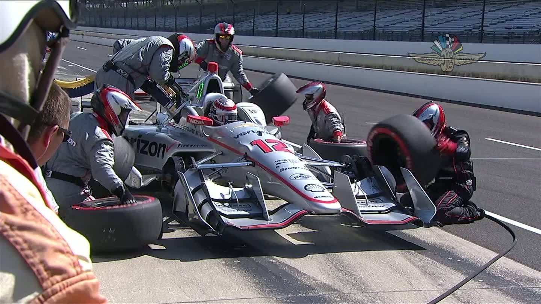 Pit crews prep for Indy 500
