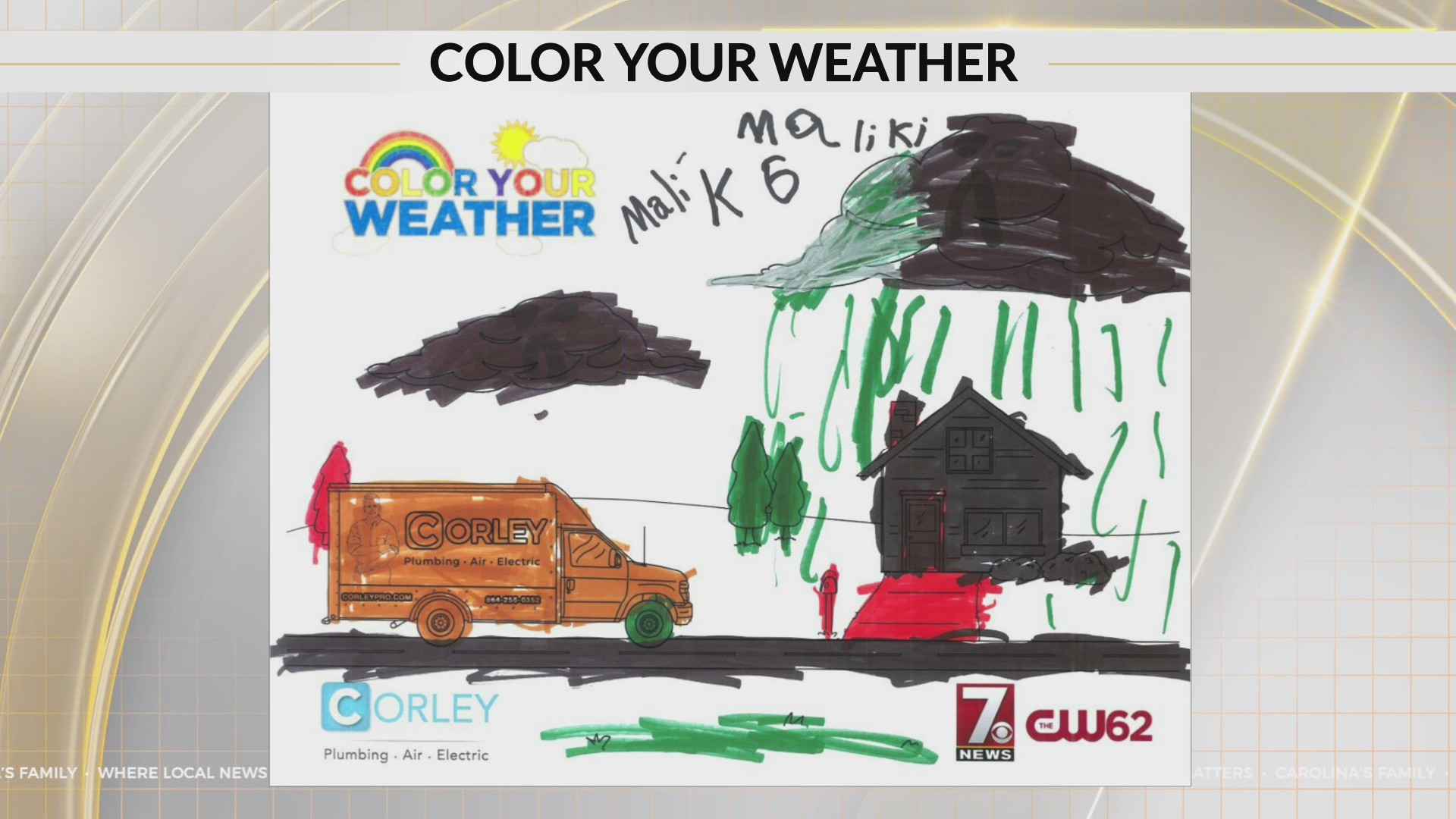 Color Your Weather: Maliki