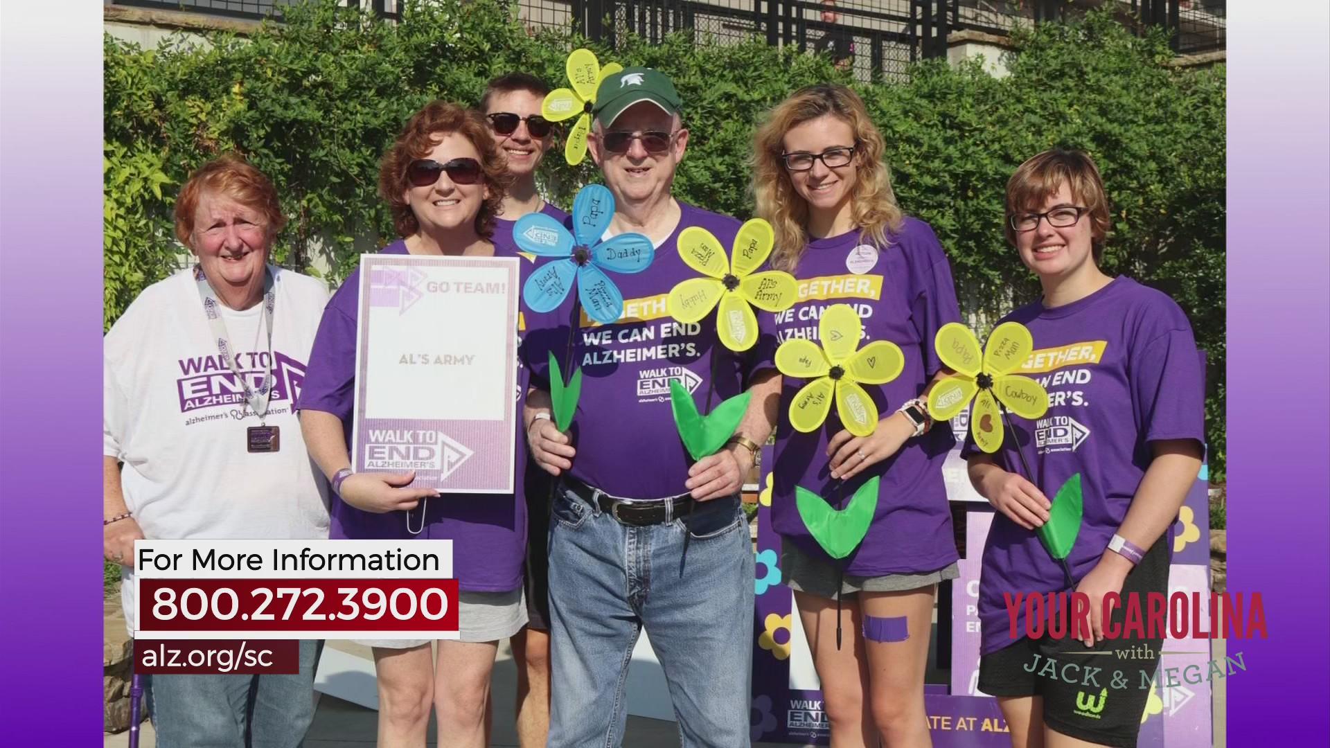 Fight Alzheimer's with the Alzheimer's Association