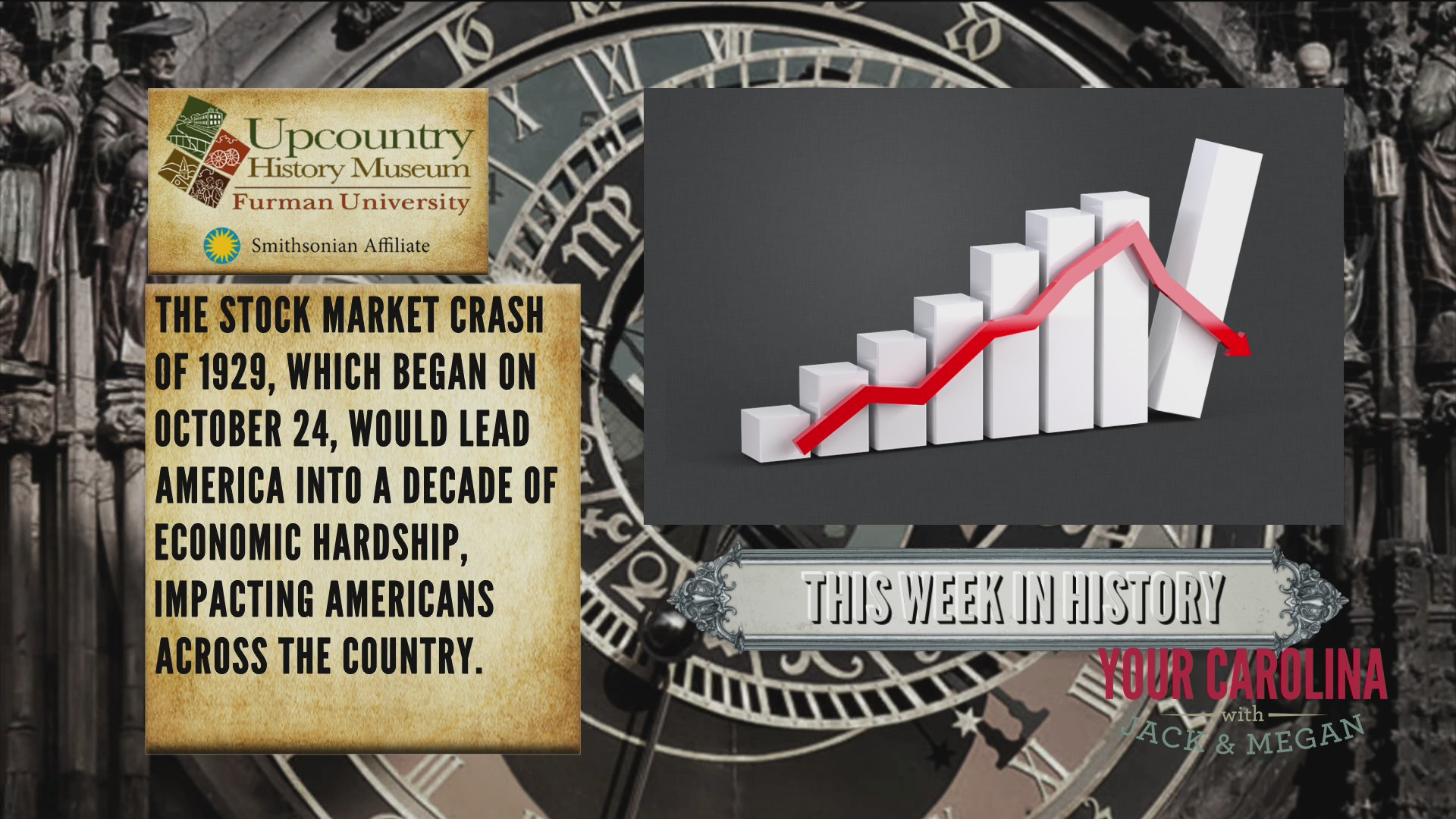 This Week in History - Stock Market Crash of 1929