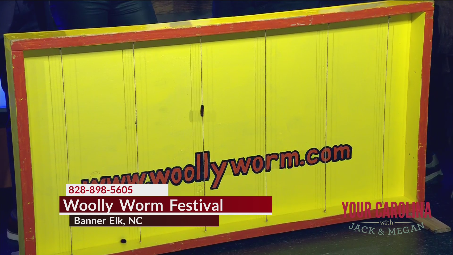 42nd Annual Woolly Worm Festival