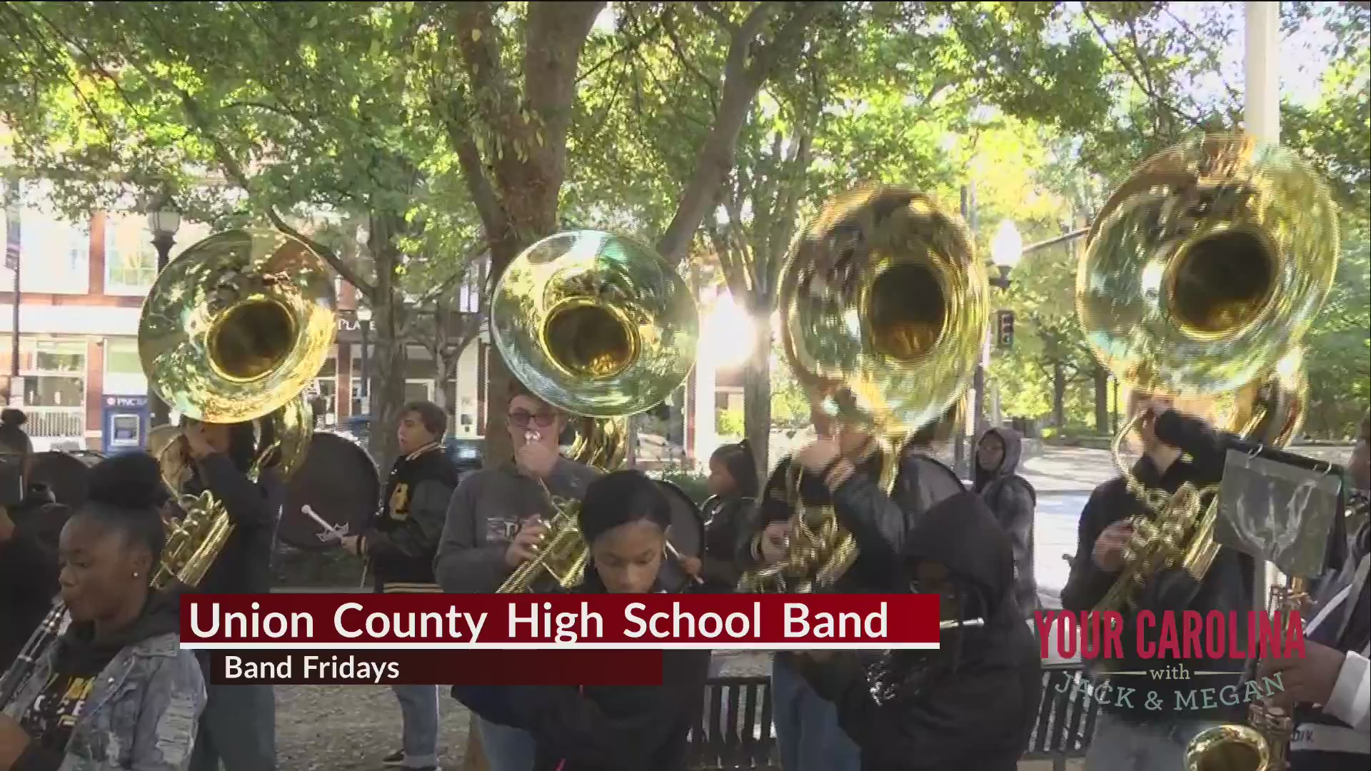 Union County High School Marching Band