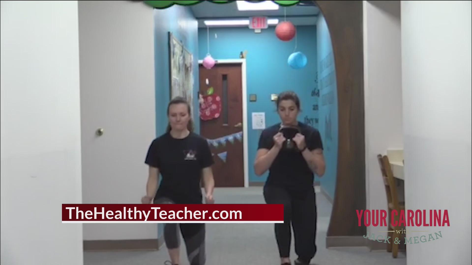 Move It Monday - The Healthy Teacher
