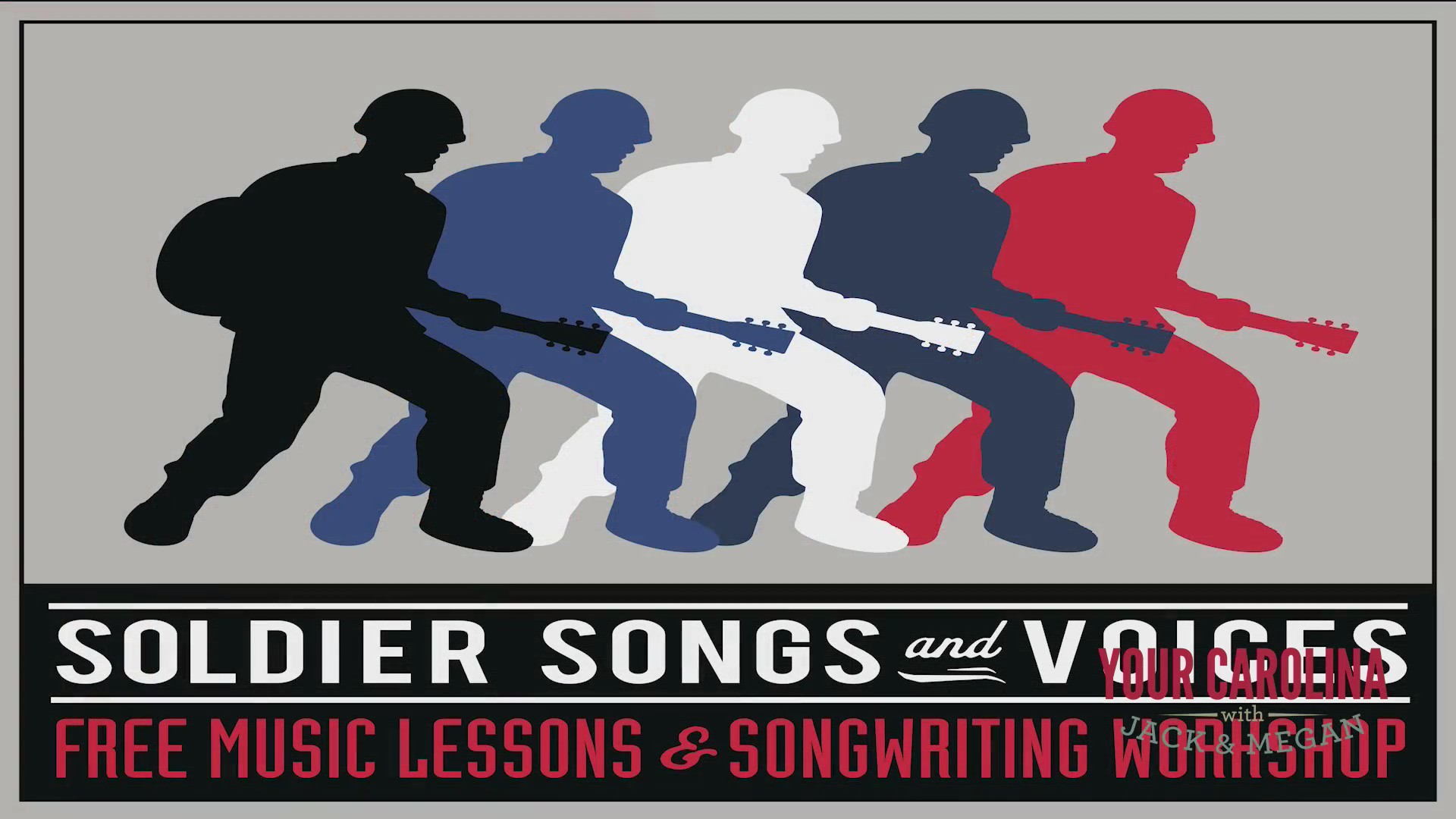 Soldier Songs and Voices Upstate